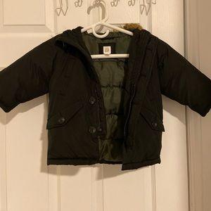 Gap winter coat for babies